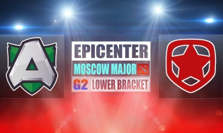 Alliance vs Gambit EPICENTER MAJOR | LOWER BRACKET R3 BO3 GAME 2