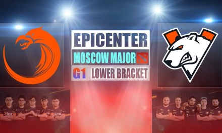 TNC vs VP GAME 1 | EPICENTER Major Lower Bracket R5 Bo3