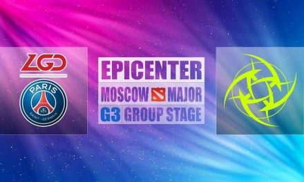 PSG.LGD vs NiP Game 3 EPICENTER Major | Group Stage Opening Matches Bo3