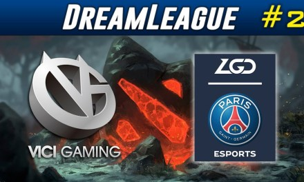 PSG.LGD vs ViCi Gaming #2 | DreamLeague Season 11 Dota 2