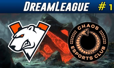Virtus.pro vs Chaos Esports #1 | DreamLeague Season 11 Dota 2