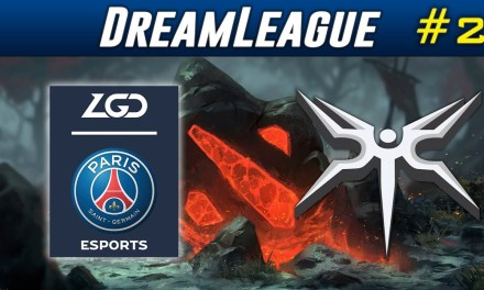 PSG.LGD vs Mineski #2 | DreamLeague Season 11 Dota 2