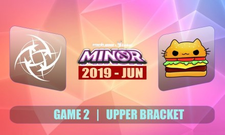 NiP vs AVGSA Sli Minor S2 | UPPER Bracket BO3 Game 1