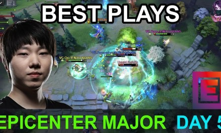 EPICENTER Major BEST PLAYS DAY 5 Highlights Dota 2 Time 2 Dota #dota2 #epicenter #epicgg