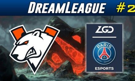 Virtus.pro vs PSG.LGD #2 | DreamLeague Season 11 Dota 2