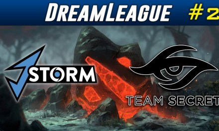 Secret vs J.Storm #2 | DreamLeague Season 11 Dota 2