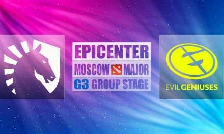 Liquid vs EG Game 3 EPICENTER Major | Group Stage Winners' Match Bo3