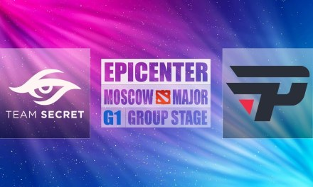 Secret vs Pain Game 1 EPICENTER Major   Group Stage Opening Matches Bo3