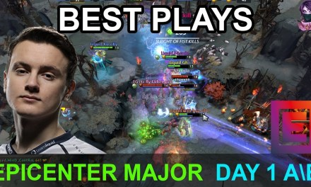 EPICENTER Major BEST PLAYS GROUP AB DAY 1 Highlights Dota 2 Time 2 Dota #dota2 #epicenter #epicgg