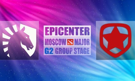 Liquid vs Gambit Game 2 EPICENTER Major | Group Stage Opening Matches Bo3