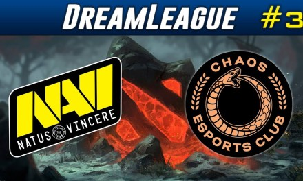 Natus Vincere vs Chaos Esports #3 | DreamLeague Season 11 Dota 2