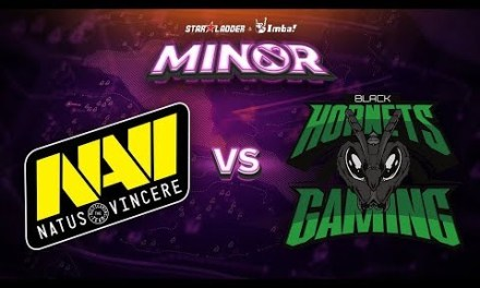 NaVi vs Hornets Game 2 – SL ImbaTV Minor CIS Qualifier: Group Stage