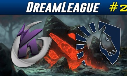 Liquid vs Keen Gaming #2 | DreamLeague Season 11 Dota 2