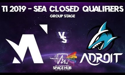 Amplfy vs Adroit – TI9 SEA Regional Qualifiers: Group Stage
