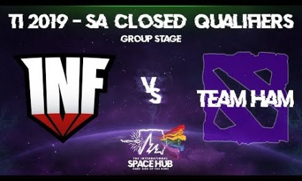 Infamous vs Ham – TI9 SA Regional Qualifiers: Group Stage