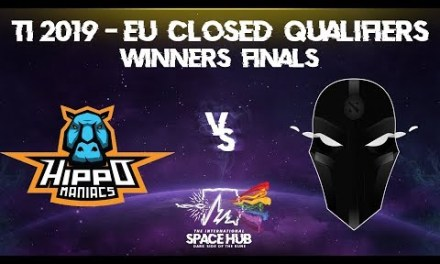 Hippomanicas vs The Final Tribe Game 2 – TI9 EU Regional Qualifiers: Winners' Finals