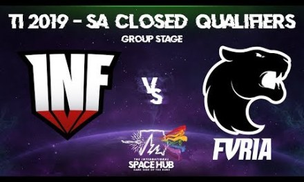 Infamous vs FURIA – TI9 SA Regional Qualifiers: Group Stage