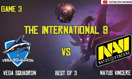 [Highlights] Na`Vi vs Vega Squadron – BO3 – Game 3 | The International 2019 | CIS Qualifier