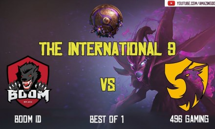 BOOM ID vs 496 Gaming – BO1 | The International 2019 | Southeast Asia Qualifier