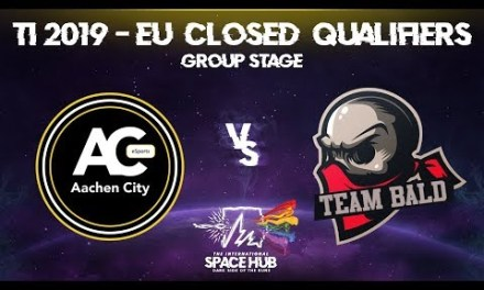 Aachen vs Bald – TI9 EU Regional Qualifiers: Group Stage