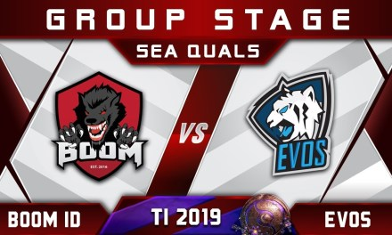 EVOS vs Boom ID TI9 The International 2019 SEA Highlights Dota 2