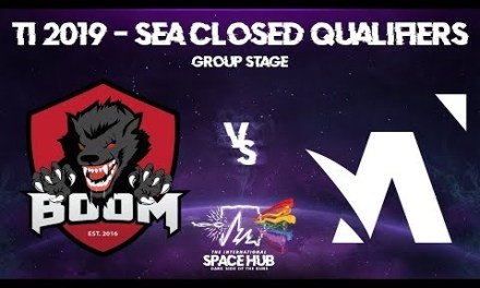 BOOM vs Amplfy – TI9 SEA Regional Qualifiers: Group Stage
