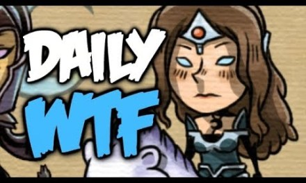 Dota 2 Daily WTF – You are going to love this