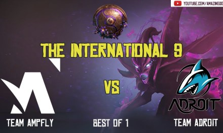 Amplfy vs Adroit – BO1 | The International 2019 | Southeast Asia Qualifier