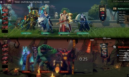[EN] VG vs RNG – The International 2019 Group Stage_stream A