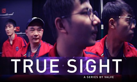 True Sight : The International 2018 Finals Teaser
