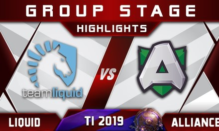 Liquid vs Alliance TI9 The International 2019 Highlights Dota 2