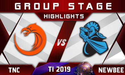 TNC vs Newbee TI9 The International 2019 Highlights Dota 2