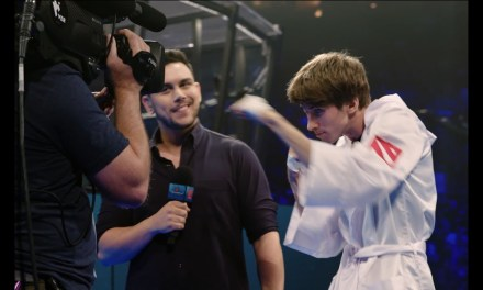 Look Back at Dendi vs. OpenAI
