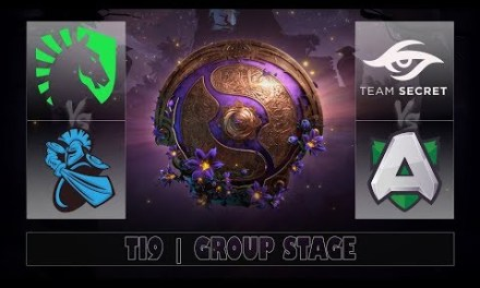 Secret vs Alliance | Ti9 Live Group Stage Bo2