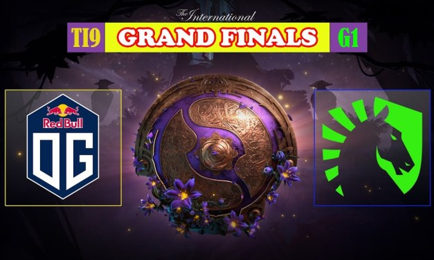 OG vs Liquid Game 1 | Ti9 GRAND FINALS (Bo5)
