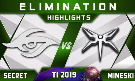 Secret vs Mineski TI9 [LEGENDARY] TOP 8 The International 2019 Highlights Dota 2