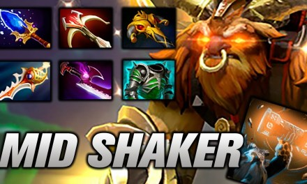 MEGA MID SHAKER [Better Than Your Carry!] DOTA 2