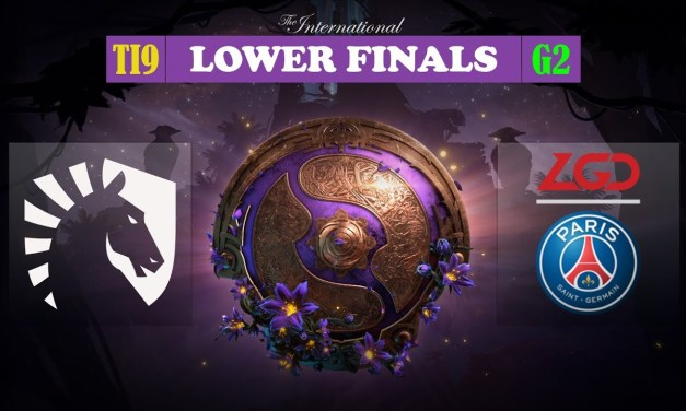 LIQUID vs LGD Game 2 | Ti9 Lower Finals (Bo3)