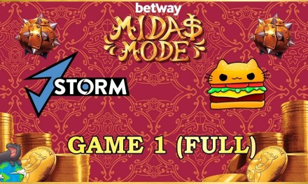 J Storm vs Anvorgesa Game 1 – Betway Midas Mode 2