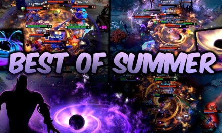 Dota 2 Enigma Moments [BEST OF SUMMER 2019]