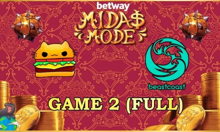 Anvorgesa vs Beastcoast Game 2 – Betway Midas Mode 2