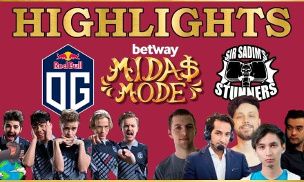 OG vs Sir Sadims Stunners Highlights – Betway Midas Mode 2