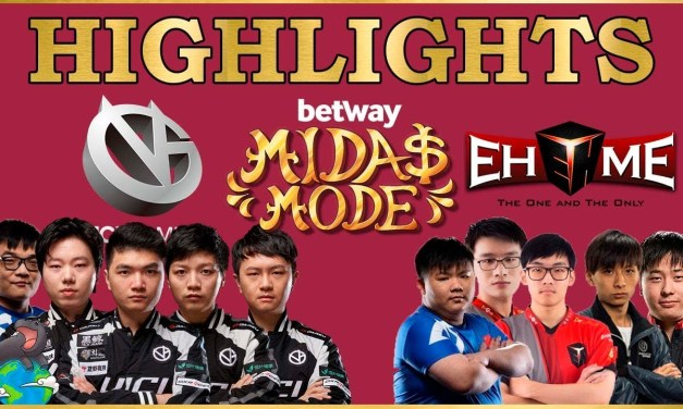 VG vs EHOME Highlights CN Semi Finals – Betway Midas Mode 2