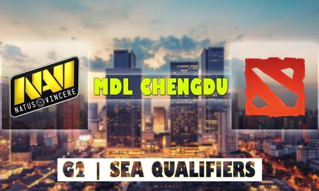 Navi vs 178 Game 2 Bo2 | MDL Chengdu Major Qualifiers