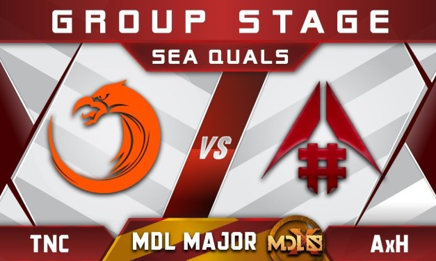 TNC vs Alpha x Hashtag MDL Chengdu Major 2019 SEA Highlights Dota 2