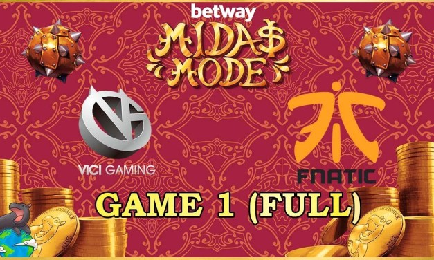Fnatic vs VG CN Grand Finals Game 1 – Betway Midas Mode 2
