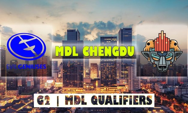 EG vs Xolotl Game 1 Bo2 | MDL Chengdu Major Qualifiers