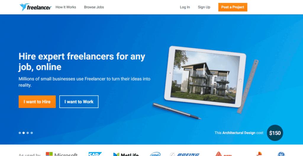 Top it freelance sites raymond weil freelancer 7730-stc-65021