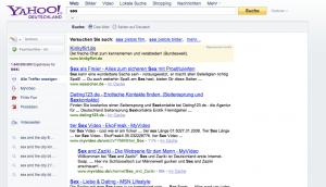 Suchergebnis Yahoo