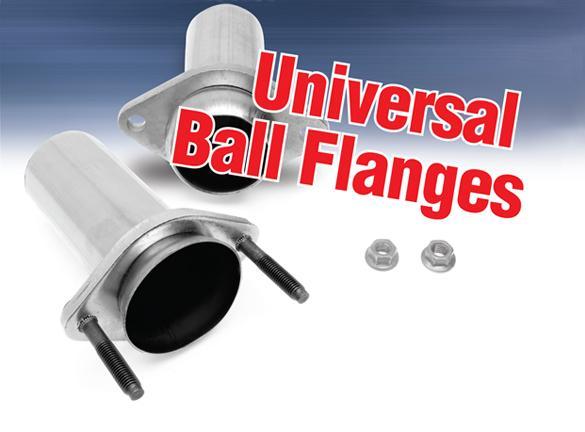 ball flange kit stainless steel